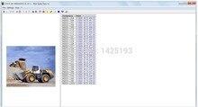 Liebherr Lidos 오프라인 2020 DVD (LBH + LFR + LHB + LWT + COT) 부품 카탈로그