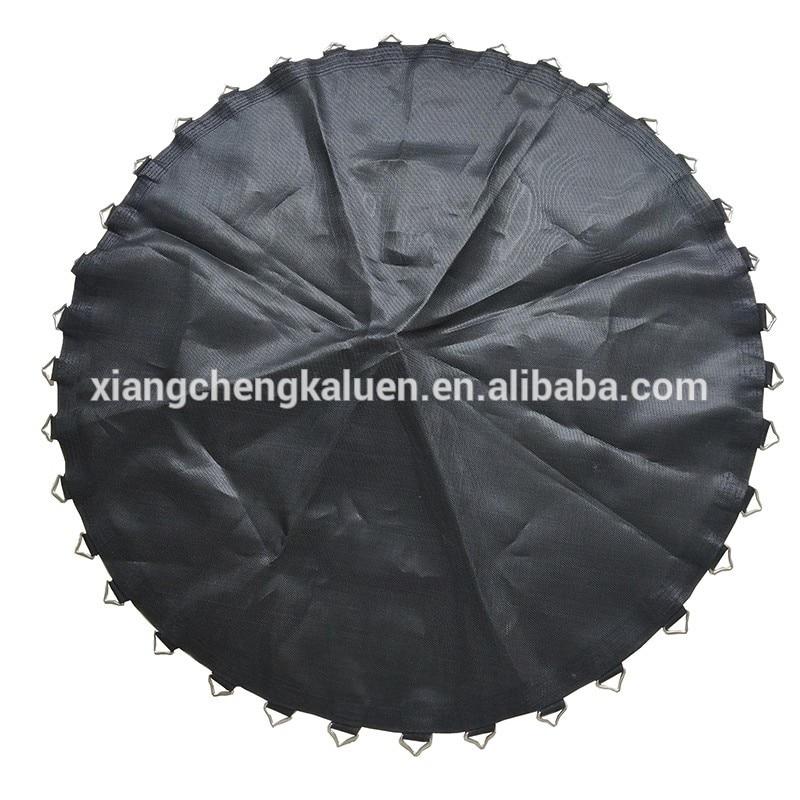 Factory price 6ft -16ft PP fabric mat trampoline jumping mat