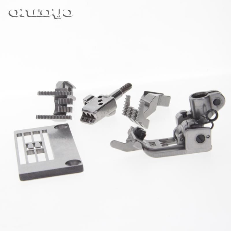 Repuestos para máquina de coser Industrial juego de manómetro para pegasus W500 W562 257018B64/257259-16F/257207-16F/257461/257518