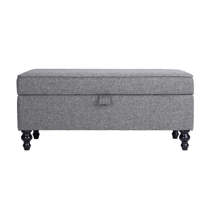 Скамейка для обуви в скандинавском стиле, простой стул для хранения, домашняя тканевая длинная скамейка, подставка для кровати