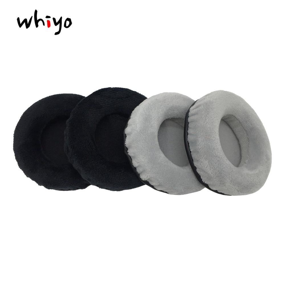 1 paar Ohr Pads Kissen Abdeckung Ohrpolster Ersatz Tassen für Superlux HD660 HD330 HD440 Profis Kopfhörer
