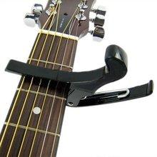 Prime changement rapide Folk acoustique guitare électrique Banjo déclencheur Capo clé pince air pince déclencheur matériel métal