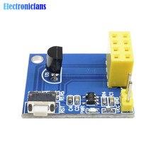 ESP8266 ESP-01 ESP-01S DS18B20 Temperatuur Vochtigheid Sensor Module Esp 8266 Wifi Nodemcu Smart Home Iot Diy Kit
