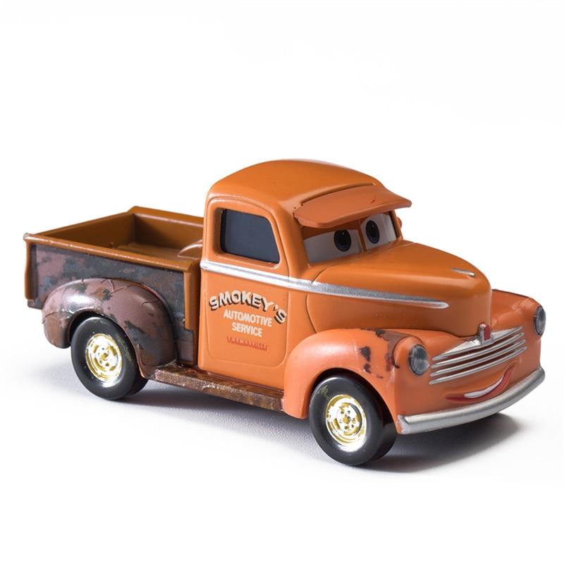 Машинки Дисней Pixar 3 Lightning Mc Queen Blue Jackson Storm Mater 155 литой под давлением металлический сплав модель автомобиля игрушка детский подарок для мальч...