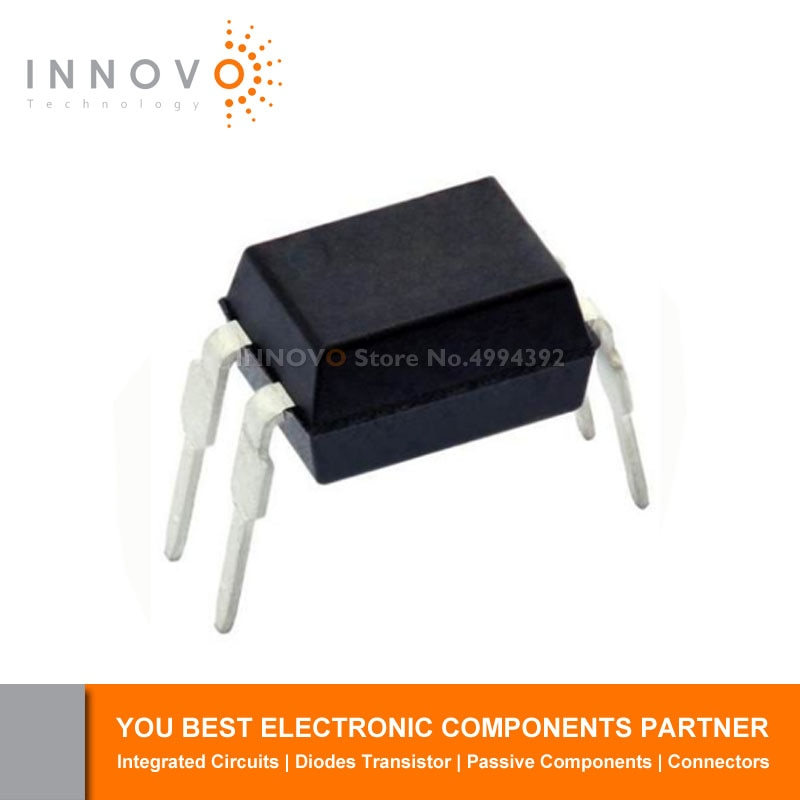 INNOVO TCET1114G PDIP-4 10pcs/lot free shipping New original