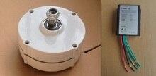 Alternateur à aimant permanent 12v 300w cc   Générateur à faible rpm et à aimant permanent