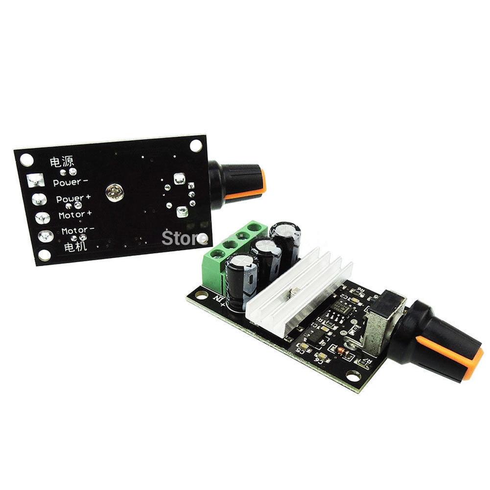 DC Motor Speed Switch Regulator Controller PWM Variable Adjustable 6V 12V 24V 28V 3A LB88