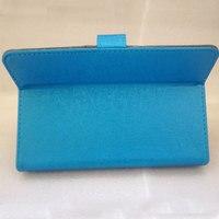 כיסוי אוניברסלי Myslc Irbis TZ851/TZ852/בגד-TZ853/TZ857 8 inch Tablet עור PU מגנטי Stand Case