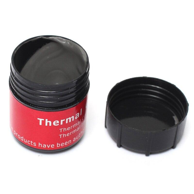 Disipadores térmicos de alta conductividad de refrigeración a granel, líquido de silicona de 20g, pasta de grasa, disipación de calor de estaño, enfriador para ordenador CPU