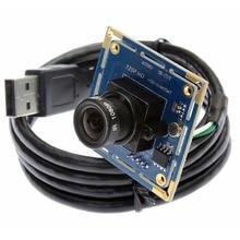 Mini caméra USB UVC avec microphone   5 pièces, 720p HD, CMOS OV9712 usb, 2.0 MJPEG, 30fps, module de webcam, bon marché