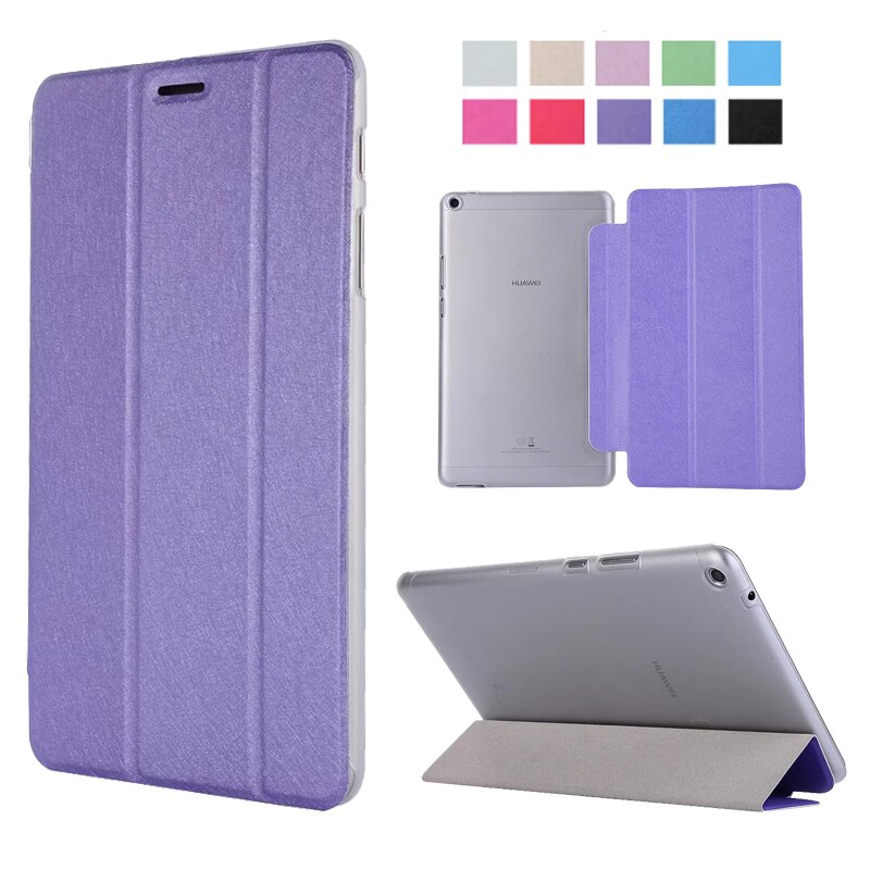 Роскошный чехол для планшета Huawei Mediapad T3 8 с подставкой и откидной крышкой, кожаный чехол для Honor Play Pad 2 8,0 дюймов KOB-L09 KOB-W09