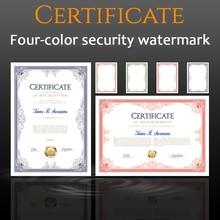 Coucou 1 pièces certificat créatif nomination lettre dautorisation lettre formation fin investissement en actions A4 coeur blanc