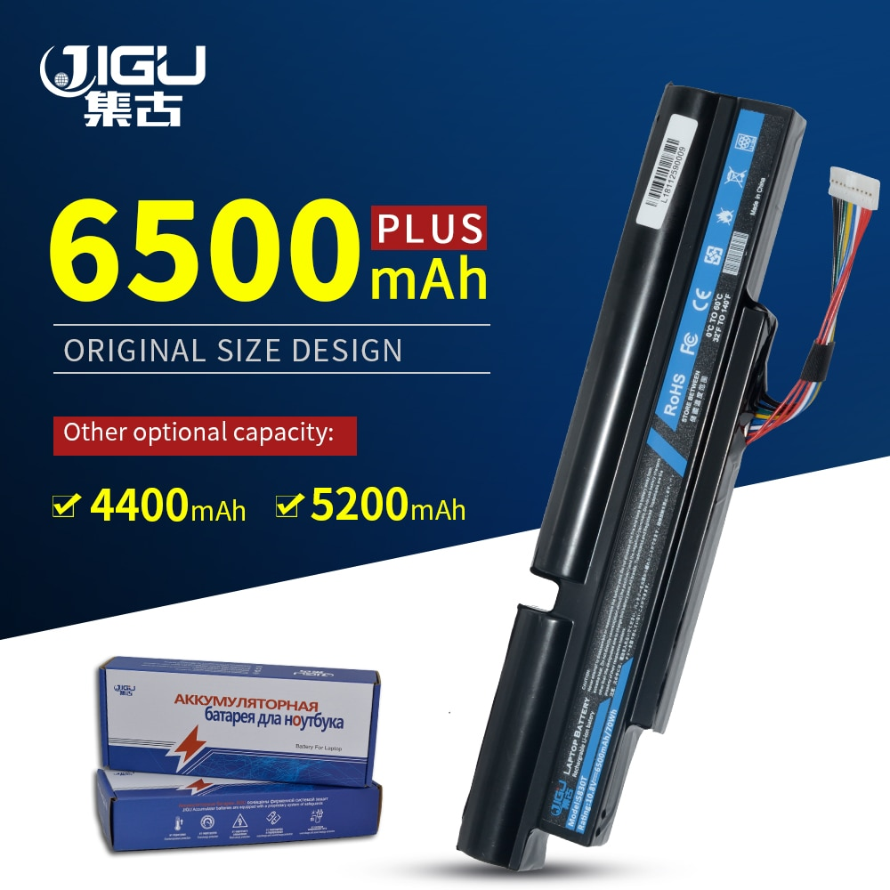 Batería de ordenador portátil jgu para ACER AS11A3EFor Aspire ID57H ID57H02U TimelineX 3830TG 5830TG AS11A5E para Gateway ID47H ID47H02C