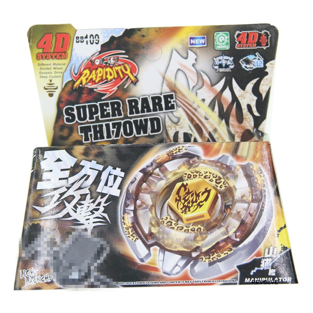 Beat Lynx TH170WD Metal Fury Random Booster Volume 7 Bey toys blade BB109 Drop Shopping