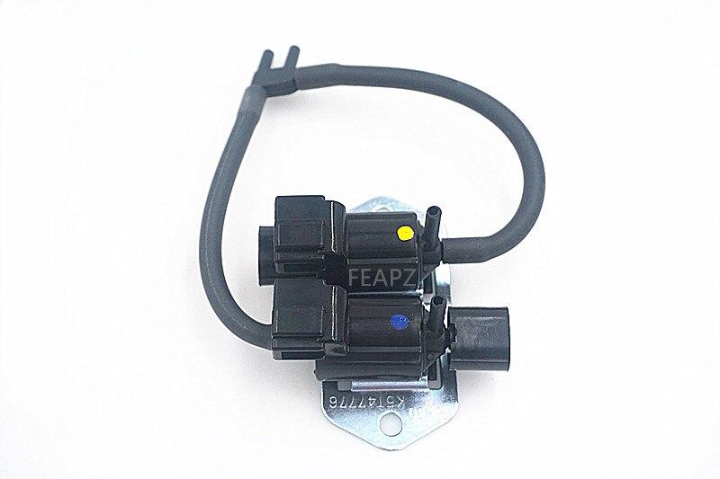 Para MIT3 V44 V45 K74T V73 V75 V78 rueda libre embrague válvula solenoide de control MB620532 MR430381 MB937731