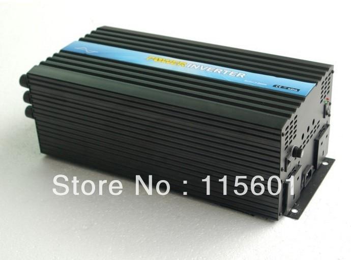 CE & ROHS & SGS aprobado inversor de 3000 W para acondicionadores de aire verdes, inversor de electrodomésticos de 24 v a 220 v/230 v/240 v