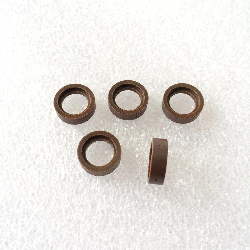 PT-40 PT-60 S25 S35 S45 IPT-40 Diffuser Swirl Ring PE0106 5pcs for Trafimet Plasma Torch ERGOCUT JINSLU недорого