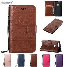 Флип-кейс для Huawei Honor 8 FRD-L09 FRD-L19 кожаный чехол для телефона чехол для Huawei Honor8 FRD L09 L19 L02 чехлы-бумажники