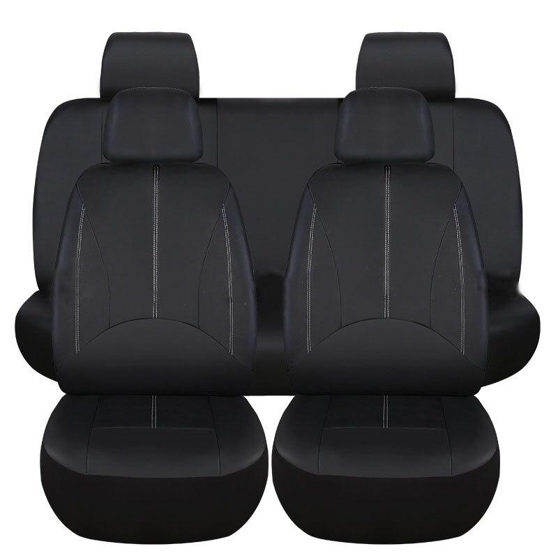 Funda para asiento de coche, accesorios para Nissan Almera Classic G15 N16 Altima Bluebird Sylphy Cefiro Cima de 2010 2009 2008 2007