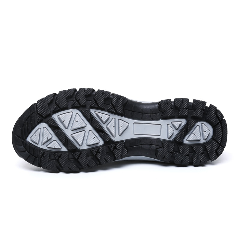 Купить с кэшбэком 2019 New Outdoor  Mesh Beach Shoes Breathable Comfort Men Shoes Casual Large Size 39-48 Men Slip On Outside Fashion Shoes