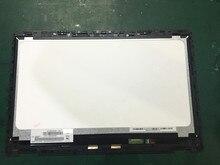 الأصلي الأسود كابل ل HP الحسد X360 15-aq 15-aq105ng LED LCD شاشة + اللمس محول الأرقام الجمعية الحافة ل HP X360