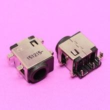 YuXi DC güç jack konnektörü güç kablosu bağlantı noktası priz Samsung NP300 NP300E4C 300E4C NP300E5A NP300V5A NP305E5A