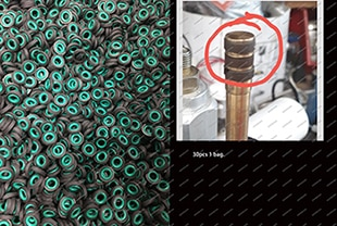 Yongheng-مضخة هواء عالية الضغط ، 0-30 ميجا باسكال ، إعادة تعبئة كرات الطلاء ، قطع غيار