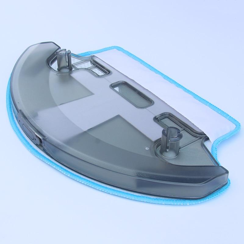 Ecovacs Deebot DT85/DT83/Robot limpiador Accesorios inteligentes tanque de agua caja de almacenamiento, Accesorios