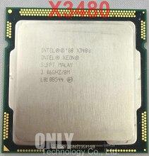 Lntel-serveur Xeon X3480, processeur/BV80605002505AH/LGA1156/Quad-Core/95W/SLBPT(B1)/3.06GHz x3480, fonctionne