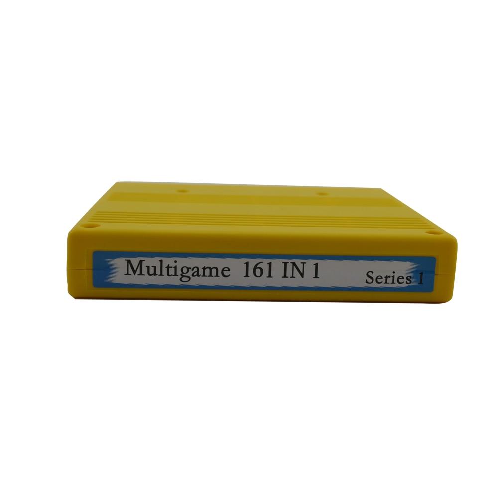 161 en 1 juegos de lucha para NEO GEO MVS multicartucho placa base MVS Cart Cassette Jamma Cartridge Card