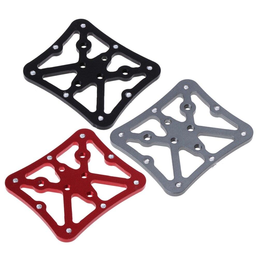 Plataforma adaptadora para Pedal de bicicleta, aleación de aluminio, Clipless para bicicleta Shimano Looke