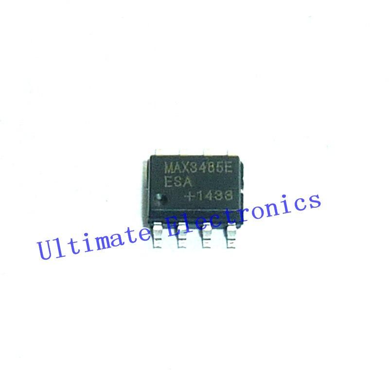 10 unids/lote MAX3485EESA MAX3485E SOP-8 RS-485/RS-422 transceptor MAX3485 SOP8