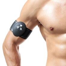 EMS Elektrischen Impuls Behandlung Massager Körper Heben Bauch Muskel Trainer Drahtlose Sport Muscle Stimulator Fitness Massage