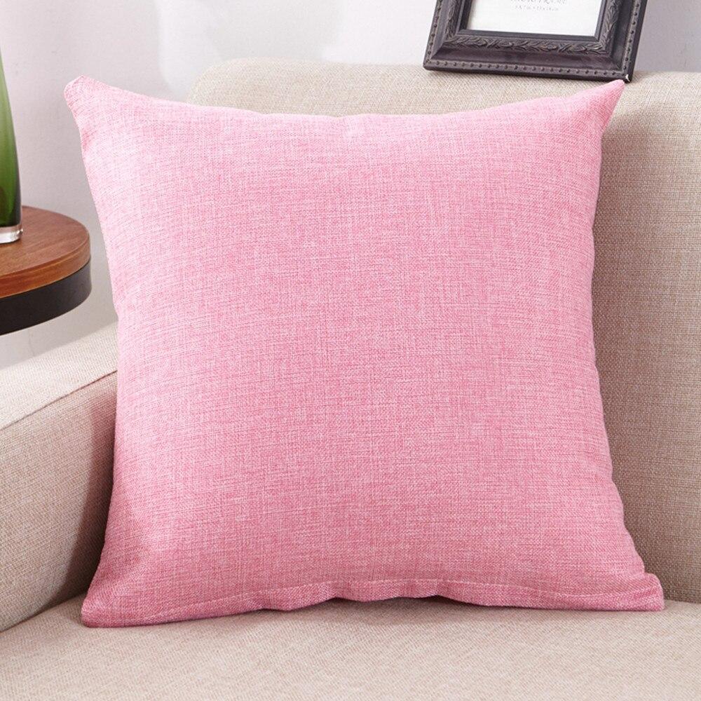 Funda de cojín Simple de moda, Fundas de cojín, cojines decorativos, funda de cojín de sofá, decoración del hogar, kussenhoes frida 614