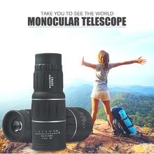 High Clarity Telescope 16x52 HD Waterproof Optical Night Vision Zoom  Monocular Outdoor Military Binoculars For Travel Hunting