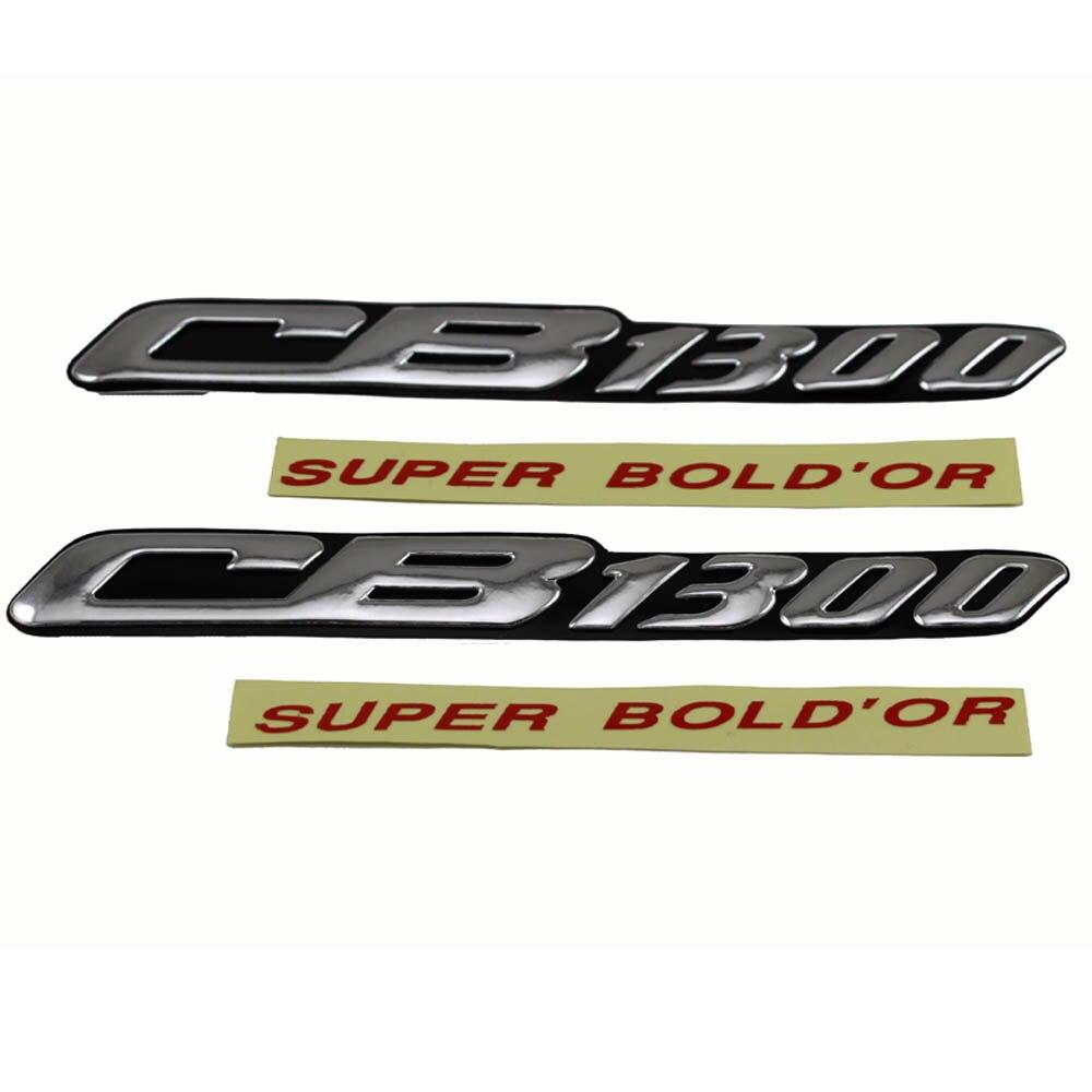 Pegatina 3D para motocicleta KODASKIN, emblema adhesivo para Honda CB1300, accesorios
