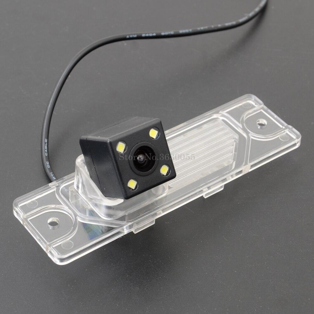 Para Renault Koleos 2008-2015 para Infiniti Q70L CCD visión nocturna cámara de visión trasera de alta resolución Monitor de aparcamiento accesorios de coche