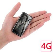 Melrose S9 Plus 2.5 pouces Super Mini poche téléphone Mobile 4G LTE 2GB RAM 8GB ROM Android 7.0 Plus petit Smartphone 5.0MP 2.0MP caméra