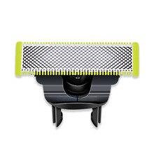 Recambio de cabezal de corte Philips OneBlade con QP2527 QP2523 navaja pequeña T accesorios originales