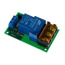 Module de carte de relais 1 canal   12V 30A, Module optocoupleur Isolation, déclencheur haut/bas, nouveau