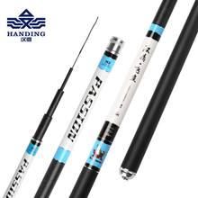 Remise Heikeng canne à pêche plate-forme canne à pêche 19 réglage super dur 4H tige