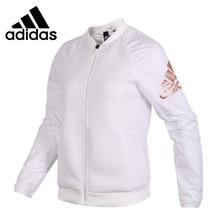 Nueva chaqueta deportiva para mujer de bombardero Original Adidas JKT KN