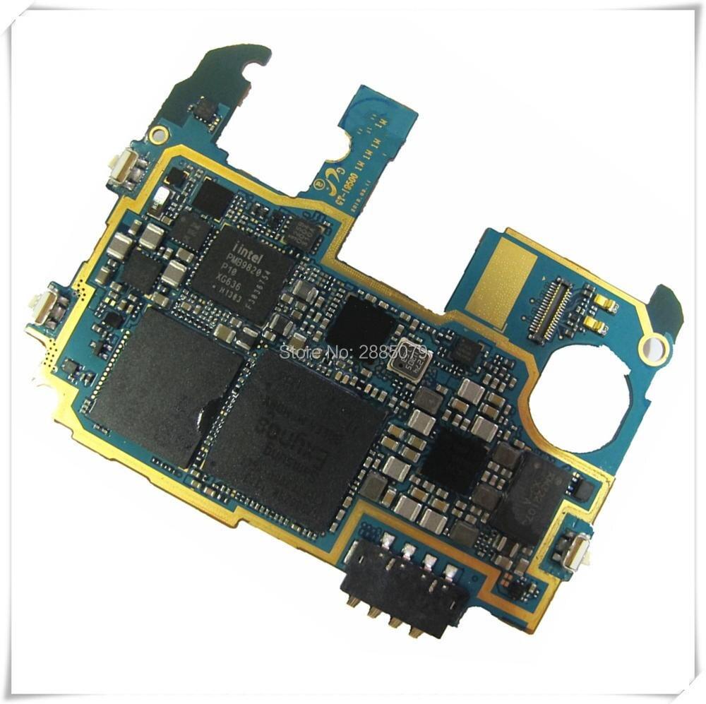 100% original placa-mãe para samsung galaxy s4 i9500 função completa placa principal da ue versão desbloqueado mainboard com firmware