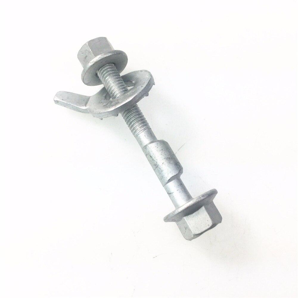 STARPAD para piezas de automóviles Alineación de cuatro ruedas Ajuste de neumáticos camber bolt silver 12,9 bolt-10mm (estera individual) 2 uds