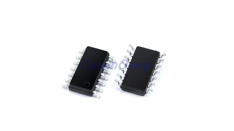 100 pçs/lote TL074CDT SOP14 TL074 074C TL074CDR TL074C SOP-14 SOP SMD novo e original IC Em Estoque