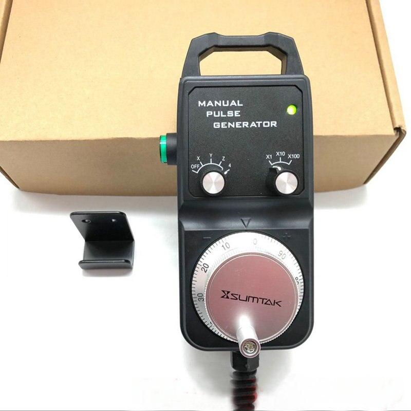 CNC آلة اليد عجلة الآس-841 الآس-842-100 optcoder عقارب MPG دليل نبض مولد X1 X10 X100 نسبة