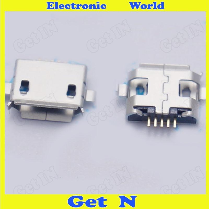5000 قطعة مايكرو غرق 1.0 دبوس USB 5p أنثى التوصيل بالوعة المجلس 1.0 مقبس USB جاك