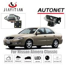 JIAYITIAN-caméra arrière pour Nissan Almera Classic   2006 ~ 2013/caméra de sauvegarde/CCD Vision nocturne/caméra inversée/plaque dimmatriculation