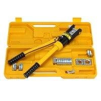 YQK-300 Hydraulic Crimping Tool Hydraulic Press Crimping Pliers Pincers - Crimping force: 6T - Crimping Range:16-300mm2