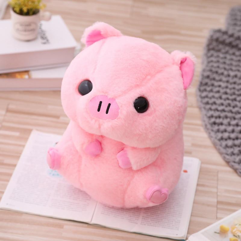 Cartoon hamster Rabbit plush toy sleeping pillow cushion sofa pillow bedside back to comfort doll